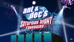 Ant & Dec SNT