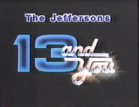 WVTM-TV Channel 13 The Jefferson 1986