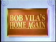 Bob Vila's Home Again 5