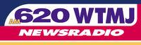 Newsradio WTMJ 620 logo