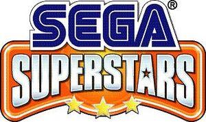 Sega Superstars logo