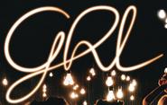 G.R.L Lighthouse logo