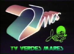 TV Verdes Mares Anos 91
