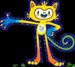 Vinicius mascot