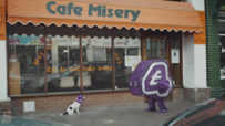Cafe misery