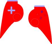 CCG core pro controller's remotes