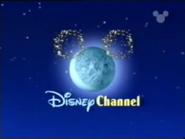 Disney Channel ID - Planet (1999)