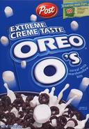 Extreme Creme Taste Oreo Os box