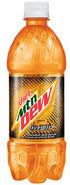 Diet Mtn Dew Livewire bottle