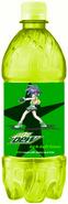 Mtn Dew Kick-Butt Limon bottle