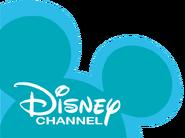 Disney Channel logo - Cheyenne attacks (2005)