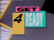 TV4 Yoshi Island Get Ready ID 1991