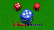 Disney Channel ID - Dice (remake)