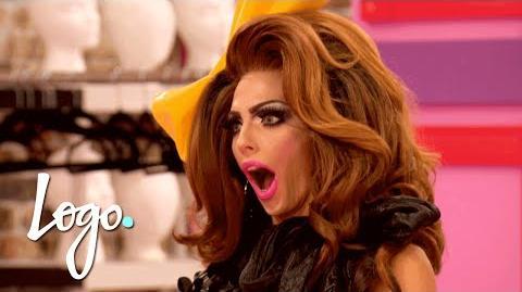 Reading Challenge Extras RuPaul's Drag Race All Stars (Season 2) Logo