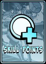 Service skillpoint