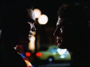 Lex and Superman confrontation