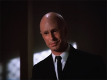 Bald Lex Luthor