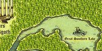 Lago del Sud