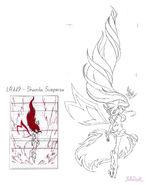 Iris' Shanila Posings Sheets(3)
