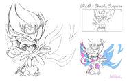 Iris' Shanila Posings Sheets(5)