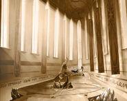 Thrown room of Ephedia