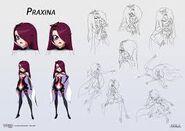 Praxina
