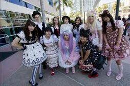 Lolita meet-up