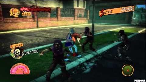 Lollipop Chainsaw Gameplay Walkthrough Prologue Hard Mode