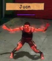 Juan Gameplay