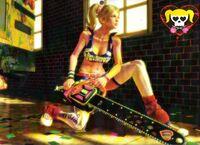 Lollipop Chainsaw CA 8