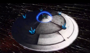 Josey's Ship in Space