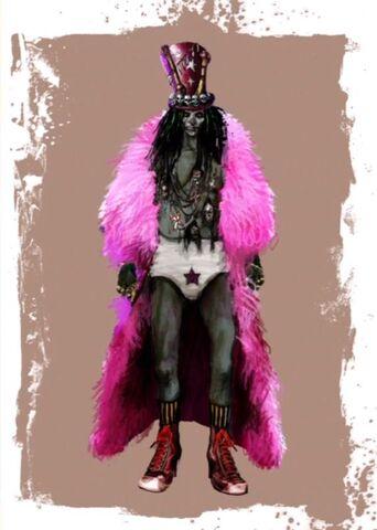 File:Josey in a Pink Robe.JPG