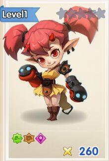 Stella profile - zoom