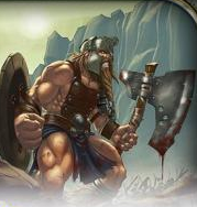 Dwarven Gladiator