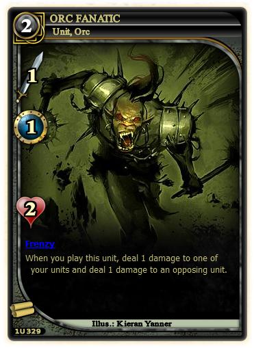 Orc Fanatic