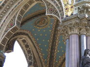 Albert Memorial - Interior Mosaic