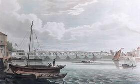 Vauxhall Bridge 1816
