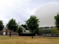 Serpentinegallerywithdome