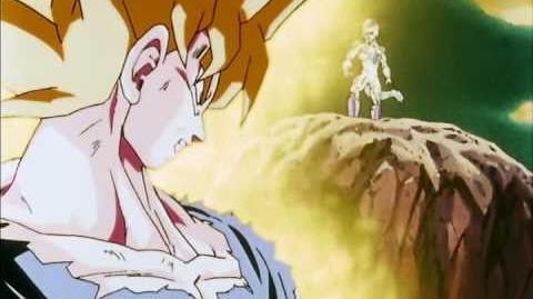 DBZ AMV Goku vs Frieza Battle for the Universe
