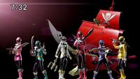 Second goseigers