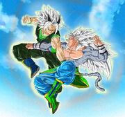 SS5 Goku VS. Xicor.-1-
