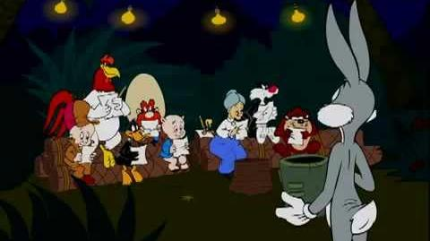 Looney Tunes - The Toon Marooned episode 1