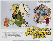 Lt bugs bunny road runner movie lobby card 2