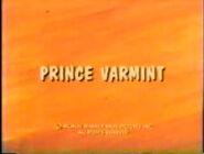 Lt prince varmint tbbs
