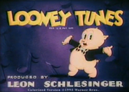 Looney Tunes logo (Rover's Rival)