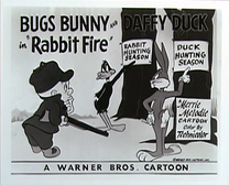 RabbitFire Lobby Card
