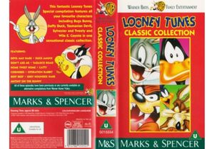Marks & Spencer Looney Tunes Classic Colleciton Cover
