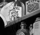 Jekyll and Hyde Juice