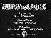 Buddy africa