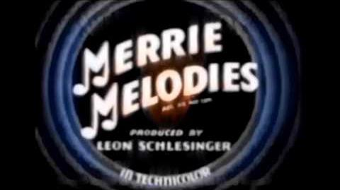 Merrie Melodies Openings And Closings (1931-1969) UPGRADED 2
